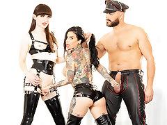TS Natalie Mars, Joanna Benefactress & Ramon!