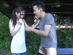 Asian Cuckold Fantasy Husbands Boss Charge from