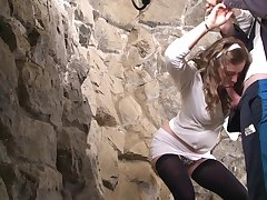Taken in the Dungeon-Erin Electra, ElectraChrist