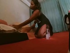 Voyeur Unconditioned Thai oil massage all round secret camera in pattaya