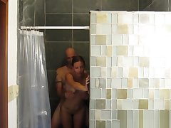 Spycam Shower Sex Perfect Milf Best Dilettante Porn