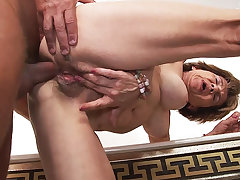 79 time age-old mom anal with stepson