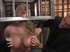 Ultimate BDSM video starring greatest degree milf London River