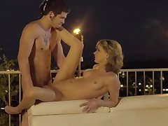 arousing arousing raunchy - erotic couple
