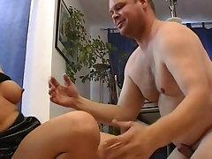 Oversexed blonde amateur - she needed the money, fucks everyone